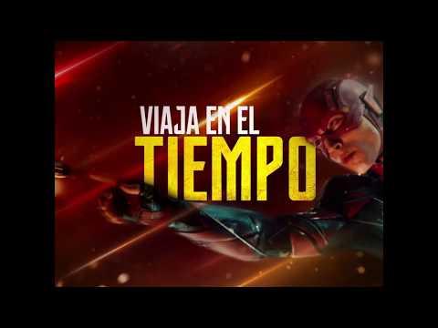 Liga de la Justicia - Flash - Castellano HD