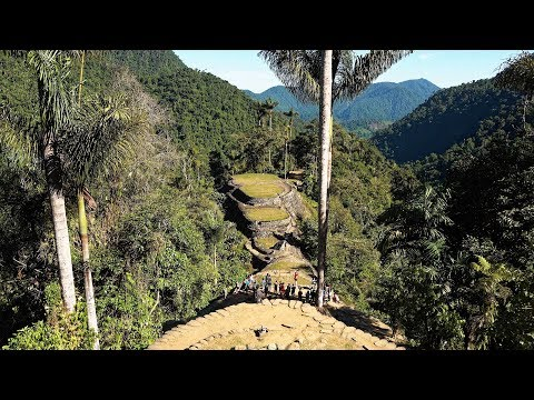 Ciudad Perdida – The Lost City, Colombia in 4K Ultra HD