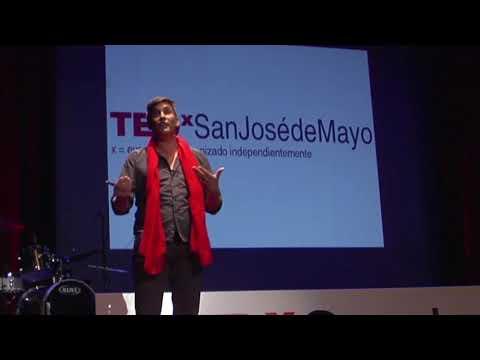 BAILEMOS | Rafael Martínez Crosa | TEDxSanJosedeMayo