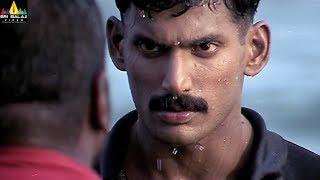 Powerful Police Officer Scenes Back to Back | Top Telugu Action Scenes | Vol 13 | Sri Balaji Video - SRIBALAJIMOVIES