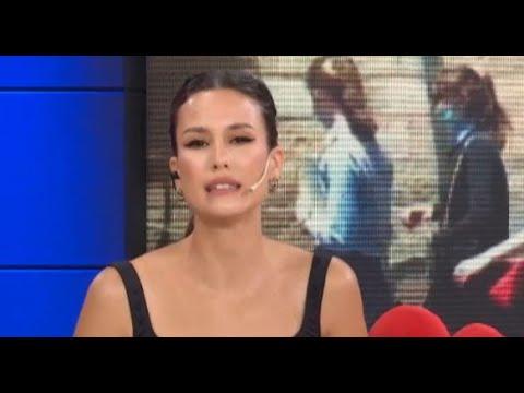 Luli Fernández, angelita por un día en LAM
