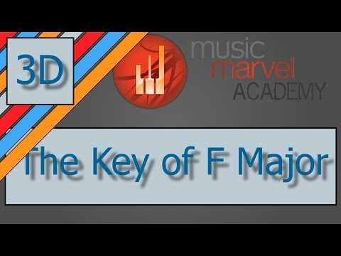 Method 3D The Key of F Major
