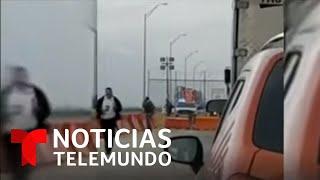 Inmigrante se suicida tras no poder solicitar asilo político   Noticias Telemundo