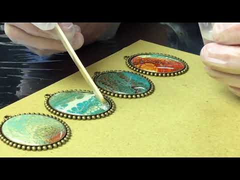( 572 ) Mastercast resin sealing jewelry