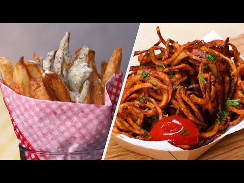 10 Ways To Turn Your French Fry Dreams Into A Reality ? Tasty Recipes