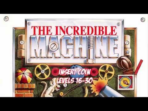 The Incredible Machine (1992) - PC - Levels 16 - 30 - Solución en español