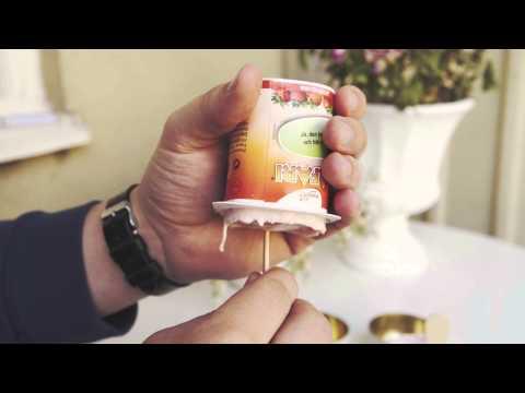 Lav din egen yoghurt is
