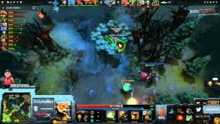 Cloud 9 vs Team Tinker Game 1   Dota 2 Champions League @TobiWanDOTA