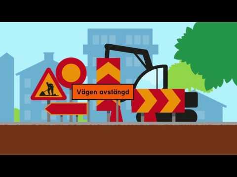 Spårväg Lund C – ESS: byggprocessen (kort version)