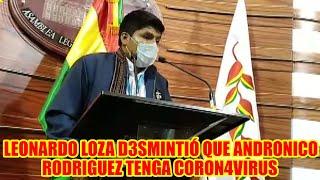 LOENARDO LOZA LAM3NTO QUE ALGUNOS M3DIOS DE COMUNICACIÓN DIFUND4N INFORMACIÓN F4LSA..