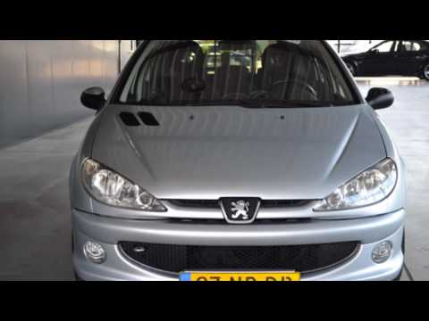 Peugeot 206 SW 1.6-16V XS PACK Airco ECC Licht metaal Inruil m