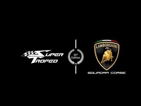 The Lamborghini Super Trofeo - 10th Edition