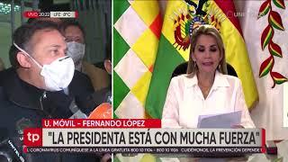 Fernando López asume como ministro interino de Salud mientras se recupera Eidy Roca