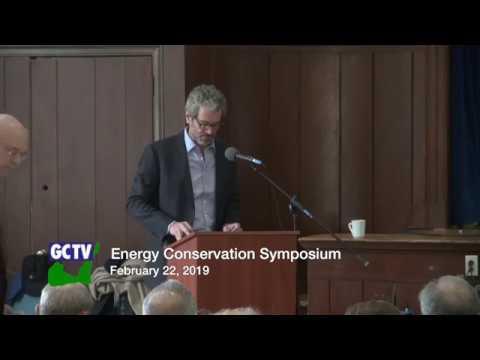 Energy Conservation Symposium, February 22, 2019