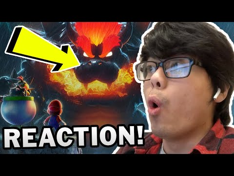 REACTING to NEW Super Mario 3D World + Bowser s Fury Trailer! INSANELY NEW Bonus Mode??