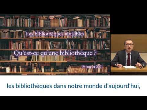 Vidéo de William Marx