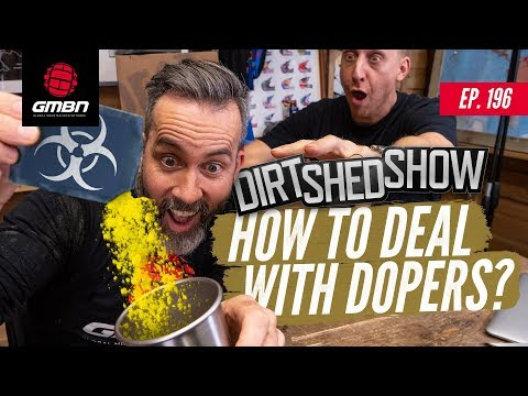 """Drug Cheats In Mountain Biking: What Should We Do With Them"""" 