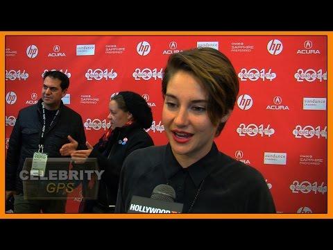 Shailene Woodley arrested at peaceful protest - Hollywood TV