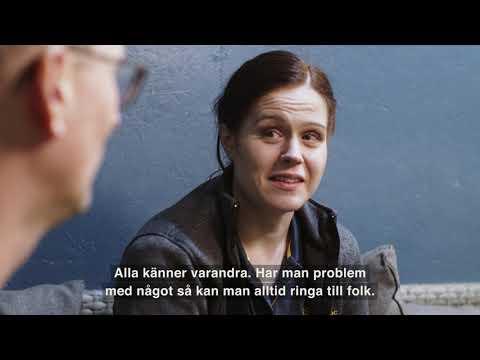 Women at Epiroc - Emma Eriksson, Servicetekniker