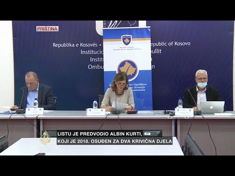 CIK Kosova nije ovjerio listu Pokreta Samoopredjeljenje