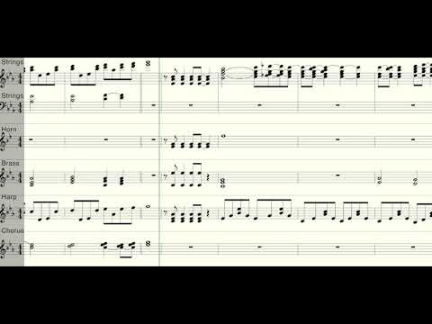 Orchestra Score: The Long And Winding Road - The Beatles