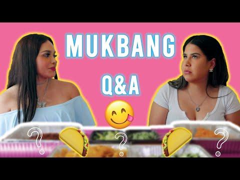 Mukbang Q&A   MISSSPERU