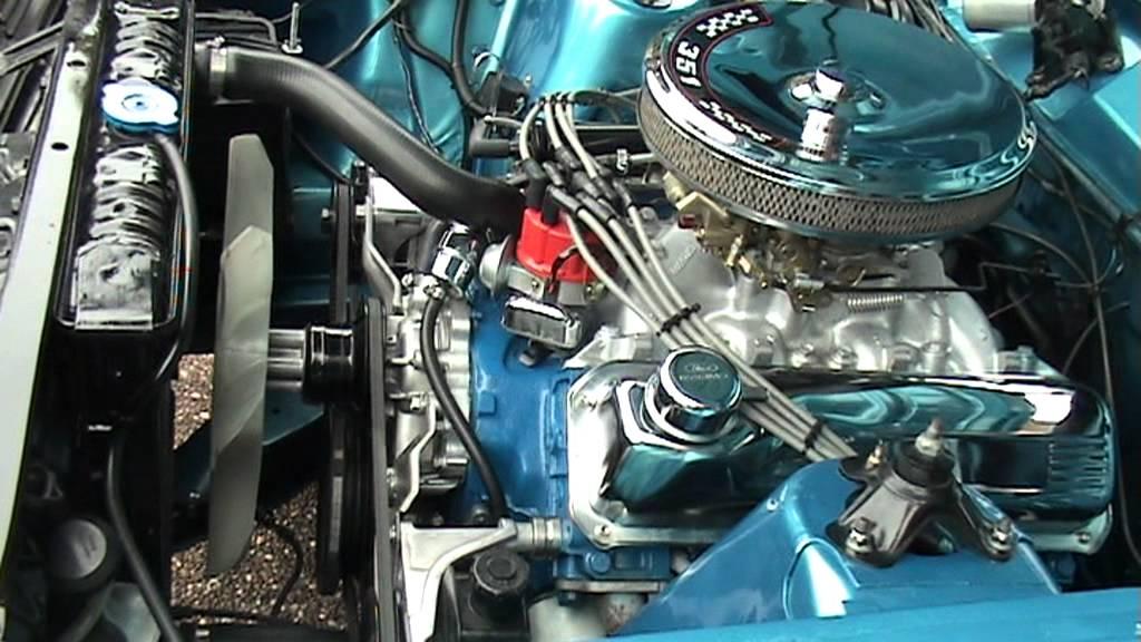 ZC Ford Fairlane engine.MPG