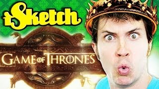 GAME OF THRONES - iSketch