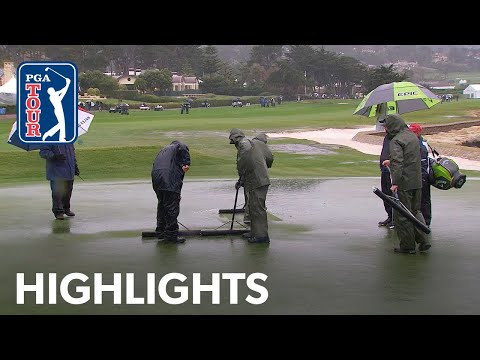 Highlights | Round 2 | AT&T Pebble Beach 2019