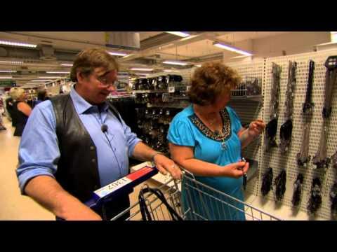 Ullared säsong 2 - Kjell och Rose-Marie shoppar