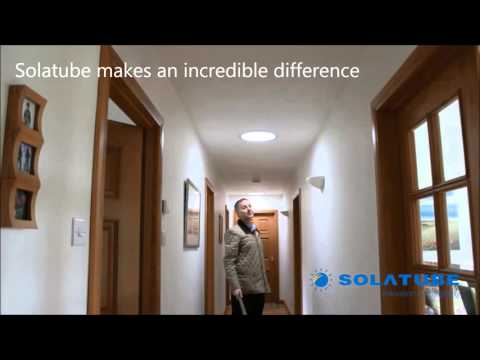 Solatube Daylighting Systems - The world's most efficient sun tube daylighting system