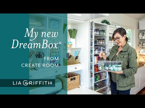My New DreamBox from Create Room!