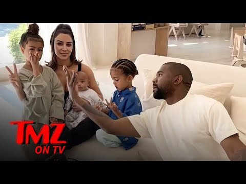 Kim Kardashian and Kanye Likely Won't Reconcile, She Now Owns Family Home | TMZ TV