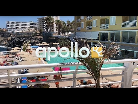 Atlantic Holiday Center på Tenerife