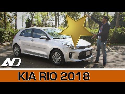 Kia Rio 2018 - Corregido y aumentado