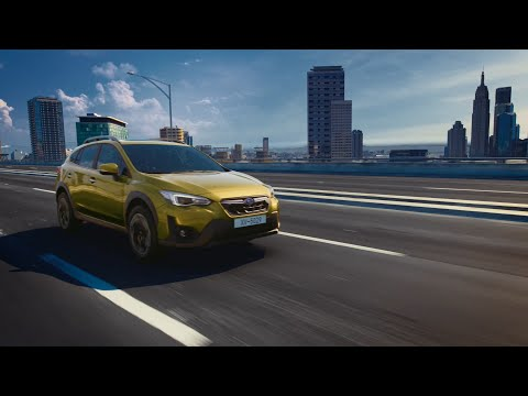"2021MY SUBARU XV Promotional Video ""Urban Playground"" (30 sec.)"