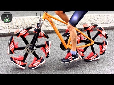 10 Strangest Tire Designs Which are INCREDIBLE ✅