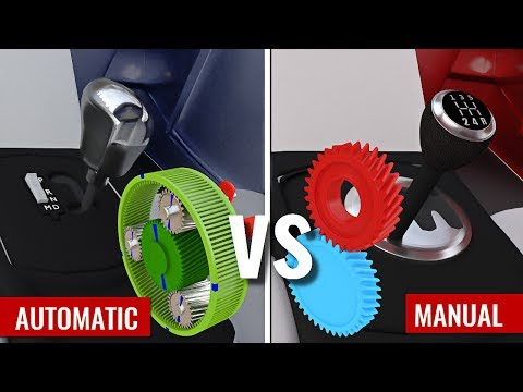 connectYoutube - Automatic vs Manual Transmission