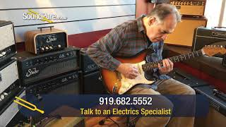 Fender Vintage 1965 Stratocaster 3 Tone Burst #L91427 Quick 'n' Dirty