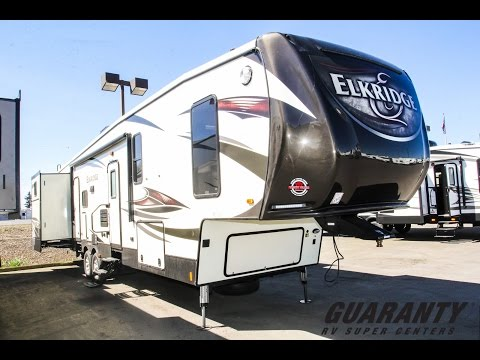 2017 Heartland Elkridge 37 Ultra Fifth Wheel • Guaranty.com