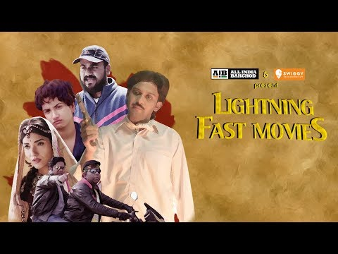 connectYoutube - AIB : Lightning Fast Movies