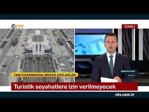 NTV | İÇKİ SATIŞI OLACAK MI?İşte tam kapanmaya dair merak edilenler