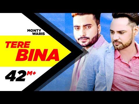 TERE BINA LYRICS - Monty & Waris | Parmish Verma