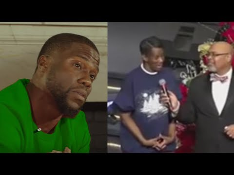 connectYoutube - Kevin Hart reacts to lady testimony in Church! LMAO