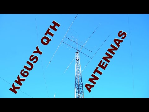 Antenna Night, Doublet, Half-square and Yagi's. #MNHR