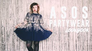 Asos Partywear Lookbook Helen Anderson