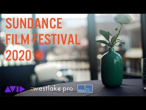 UCLA School of Theater, Film and Television's 2020 Sundance Party