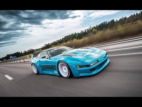 Jim Björks Corvette C4 - en flirt med 80-talet