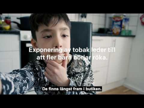 Tobaksfria barn