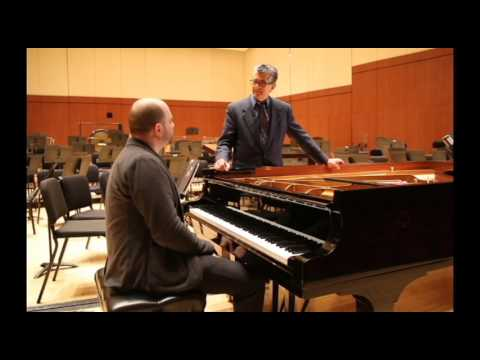 Evans's Corner: (Full) Conversation with Pianist Kirill Gerstein